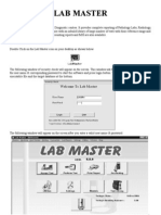 Lab Master Manual