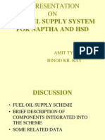 Fuel Oil Supply System