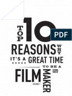 Top 10 Reasons Time Filmmaker