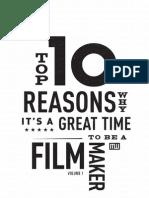 514b6ad1fc16 Top 10 Reasons Time Filmmaker