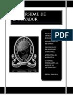 Analisis de La Novela La Muerte de Artemio Cruz
