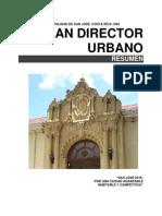 Resumen Ejecutivo PLAN DIRECTOR URBANO DE SAN JOSÉ, (Libro Azul)