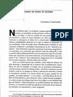 Castoriadis Trad-reflexiones en Torno Al Racismo
