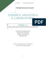 Chimica Analitica