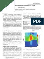 Visual-JW2010 GMAW Modelling Paper