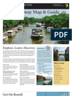 Erie Canalway Map & Guide