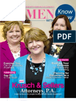 Women With Know How May 2012