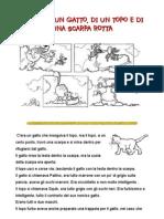 Storia Del Gatto e Del Topo