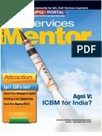 Civil Services Mentor June 2012 Www.upscportal