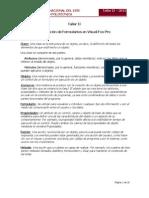 Clase 1 - Formularios