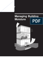 Managing Building Moisture