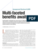 Labor Management Systems Article