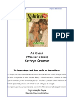 As Rivais - Kathryn Cranmer-By o Blog Da Selminha