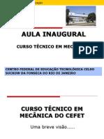 20100924-Apresentacao Slides Mecanica1