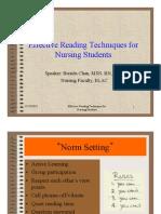 ELAC RA Nursing FTLA Presentation