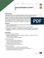 Descripción Curso Metodología ROI 2012