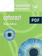 Eye Essentials Cataract Assessment Classification and Management