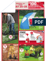 Seright's Ace Hardware Memorial Day Sale