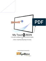 My Touchscreen Workshop Proposal