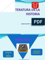 Historia de La Pedagogia de La Literatura (1)