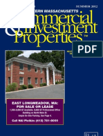 Western MA Commercial Investment Properties vol 18, no. 4