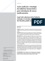 Acoes Judiciais Farmacia Industrial