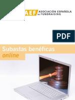 Subastas Beneficas Online