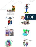 Present Perfect Since or for Worksheet