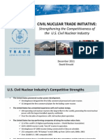Dept of Commerce Nuclear Power