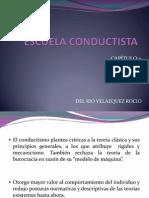 Escuela Conductista en La Admin is Trac Ion