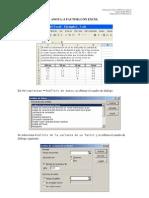 Notas Anova1 Excel