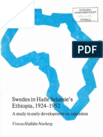Swedes in Ethiopia