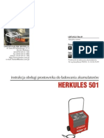 Bester Herkules 501 LE