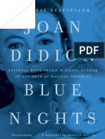 Blue Nights by Joan Didion (Exclusive Excerpt)