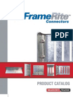 Frame Rite Connectors Catalog
