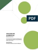 Manual de Practicas Analisis de Alimentos