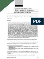 Inquerito Parasitologico PB Brasil