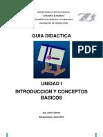 Guia de Introduccion y Conceptos BASICOS