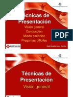 Tecnicas de presentacion