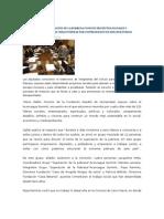 Grupo Superación de la Pobreza del Aconcagua Summit expone frente a la Comisión de la Superación de la Pobreza 18.05.12