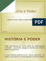 Poder e Politica Na Historiografia Ocidental