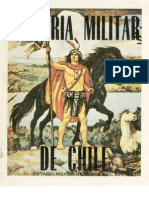 Historia Militar de Chile. T.I. (1984)