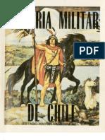 Historia Militar de Chile. T.ii. (1984)