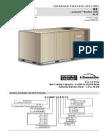 Catalogo Unidades Paquete de 2 a 7,5 TR