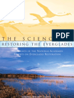 The Science of Restoring the Everglades