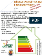 AREAC - Eficiência energética casa escritório