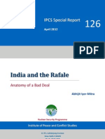 MMRCA. India and the Rafale