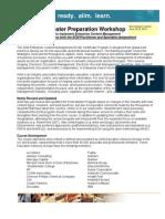 AIIM Virtual ECM Master Preparation Workshop