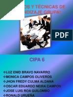 MÉTODOS Y TÉCNICAS DE APRENDIZAJE GRUPAL.pptx