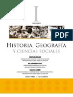 LIBRO DE HISTORIA PRIMERO MEDIO